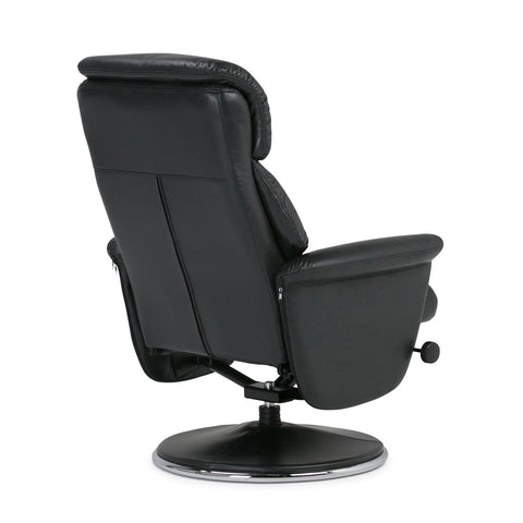 ... Carson Faux Air Leather Euro Recliner in Black ...  sc 1 st  Simpli Home & Carson Air Faux Leather Euro Recliner in Black u2013 Simpli Home islam-shia.org