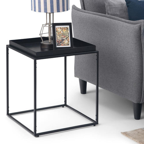 Garner Tray Top End Table