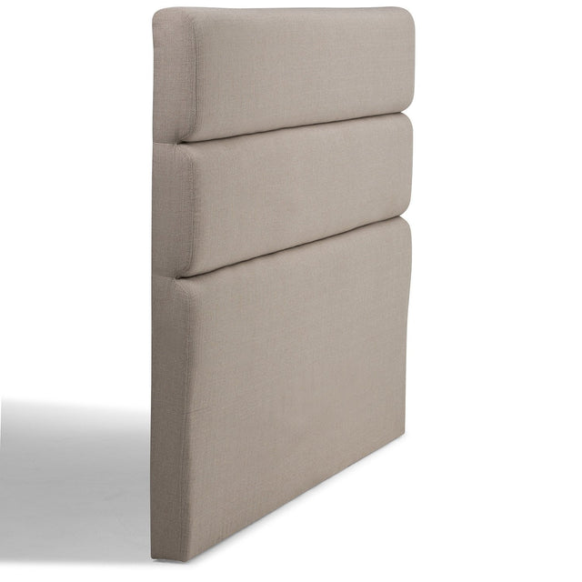 Load image into Gallery viewer, Ciara Queen Tufted Headboard in Camel