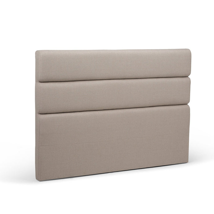 Ciara Queen Tufted Headboard in Camel