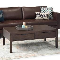 Hollander Solid Wood Coffee Table