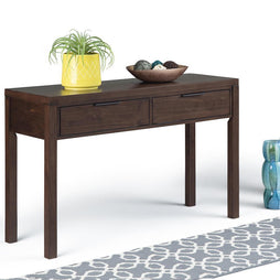 Hollander Solid Wood Console Table