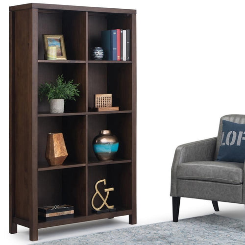 Hollander Solid Wood Bookcase