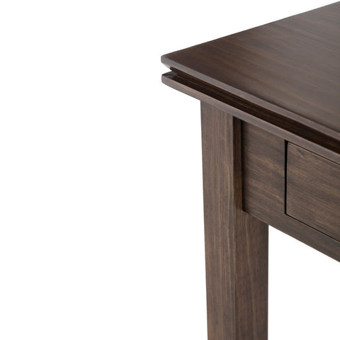 Natural Aged Brown | Artisan End Side Table