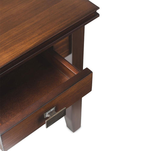 Russet Brown | Artisan End Side Table