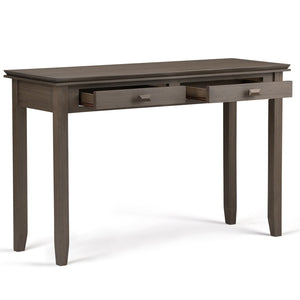 Farmhouse Grey | Artisan 46 inch Console Sofa Table