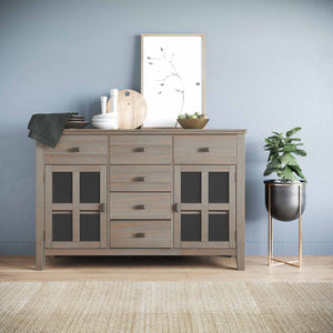 Distressed Grey | Artisan Sideboard Buffet
