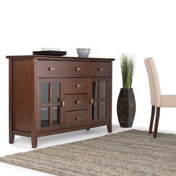 Medium Auburn Brown | Artisan Sideboard Buffet