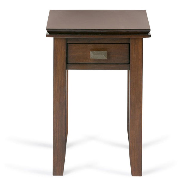Load image into Gallery viewer, Russet Brown | Artisan Narrow Side Table