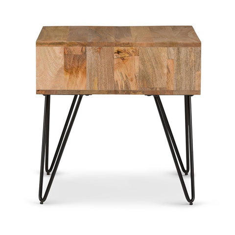 Natural | Hunter End Table