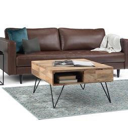 Hunter Lift Top Square Coffee Table