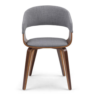 Light Grey | Lowell Bentwood Dining Chair