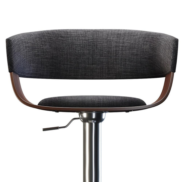 Load image into Gallery viewer, Lowell Adjustable Swivel Bar Stool