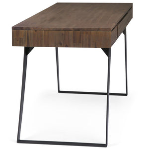 Rustic Natural Aged Brown | Lowry Desk