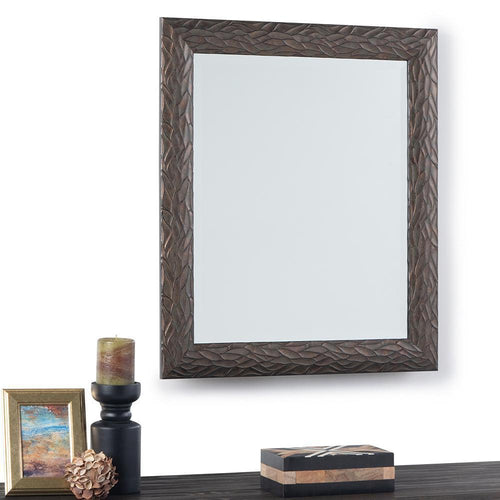 Maya Rectangular Decor Mirror