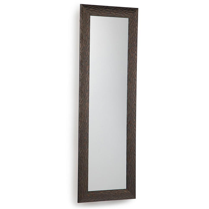Maya Large Rectangular Decor Mirror