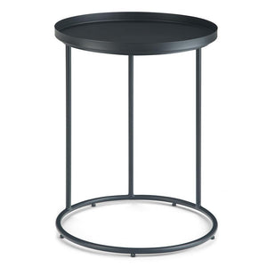 Monet Metal Side Table
