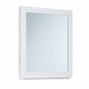 Large Pure White | Cambridge Mirror