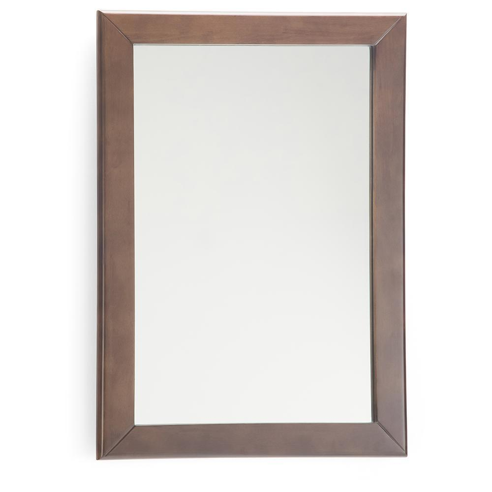 Marlowe 22 x 30 inch Bath Vanity Decor Mirror