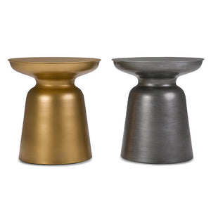 Gold | Toby Metal Accent Table