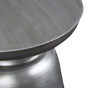 Toby Metal Accent Table