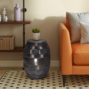 Antique Copper | Reeva Metal Accent Table