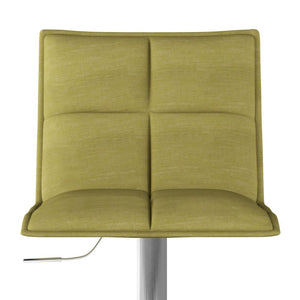 Acid Green | Nadia Adjustable Bar Stool