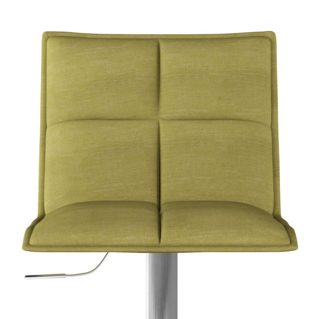 Load image into Gallery viewer, Acid Green | Nadia Adjustable Bar Stool