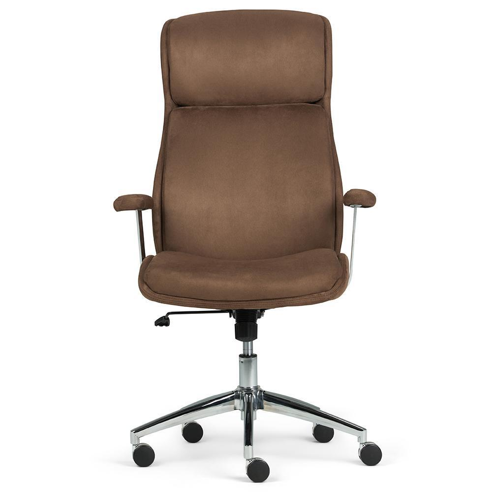 Melbourne Swivel Office Chair – Simpli Home