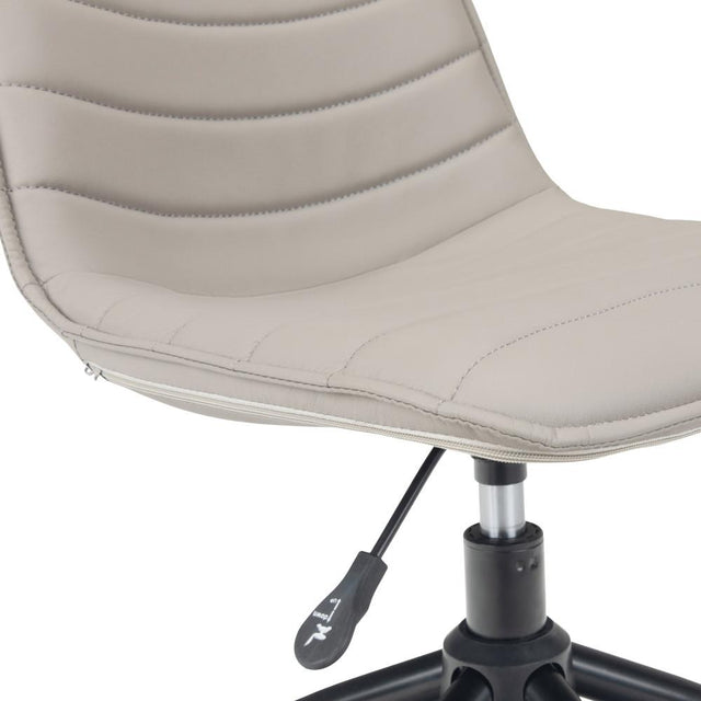 Load image into Gallery viewer, Grey Taupe | Cavett Swivel Office Chair