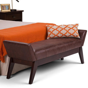 Duvall Extra Wide Ottoman Bench