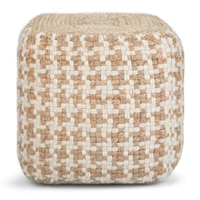 Load image into Gallery viewer, Cullen Cube Pouf