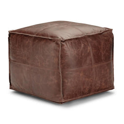 Sheffield Square Pouf