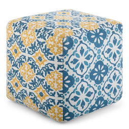 Channing Square Pouf