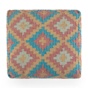 Martina Square Pouf