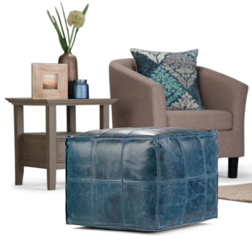 Manning Square Pouf