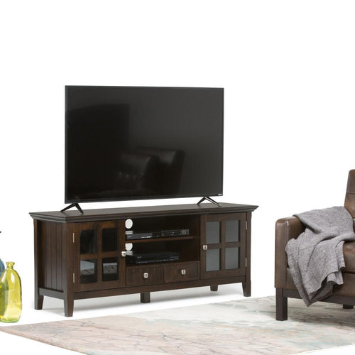 Brunette Brown | Acadian 60 inch TV Stand