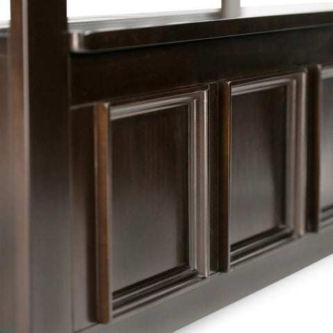 Hickory Brown | Amherst Entryway Bench