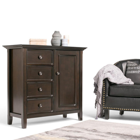 Hickory Brown | Amherst Medium Storage Cabinet