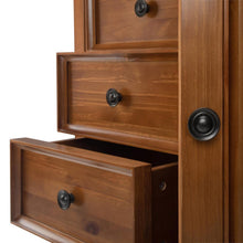 Load image into Gallery viewer, Light Golden Brown | Amherst Medium Storage Cabinet