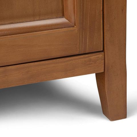 Light Golden Brown | Amherst Medium Storage Cabinet