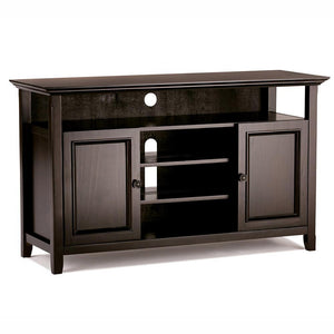 Hickory Brown | Amherst Tall TV Stand