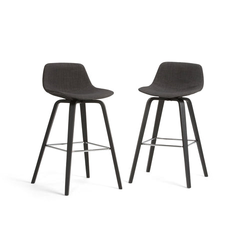 Randolph Bentwood 30 inch Bar Stool (Set of 2)