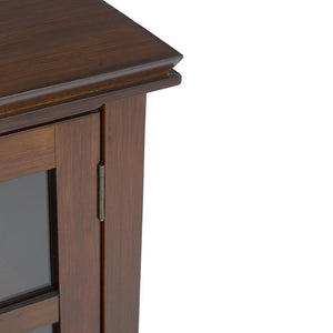 Russet Brown | Artisan Low Storage Cabinet