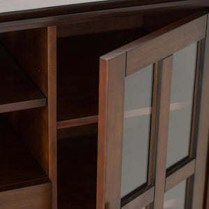 Russet Brown | Artisan Tall TV Stand