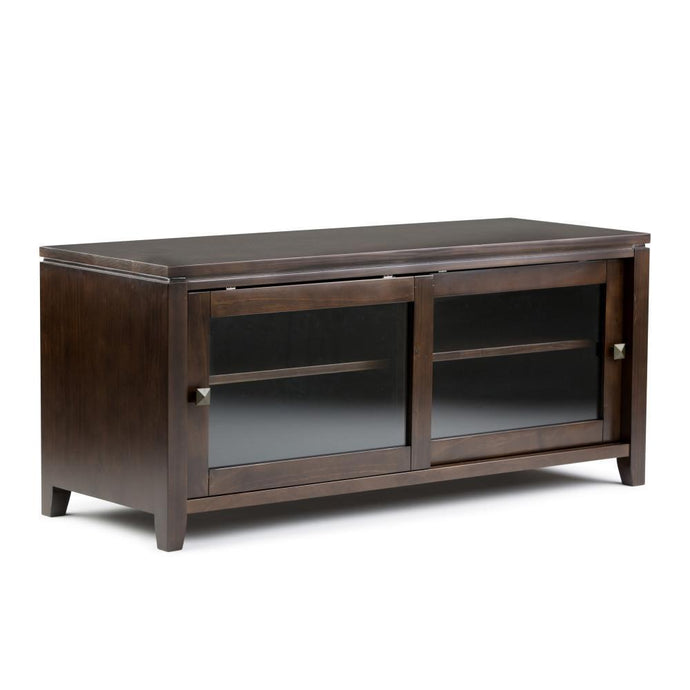 Mahogany Brown | Cosmopolitan TV Stand