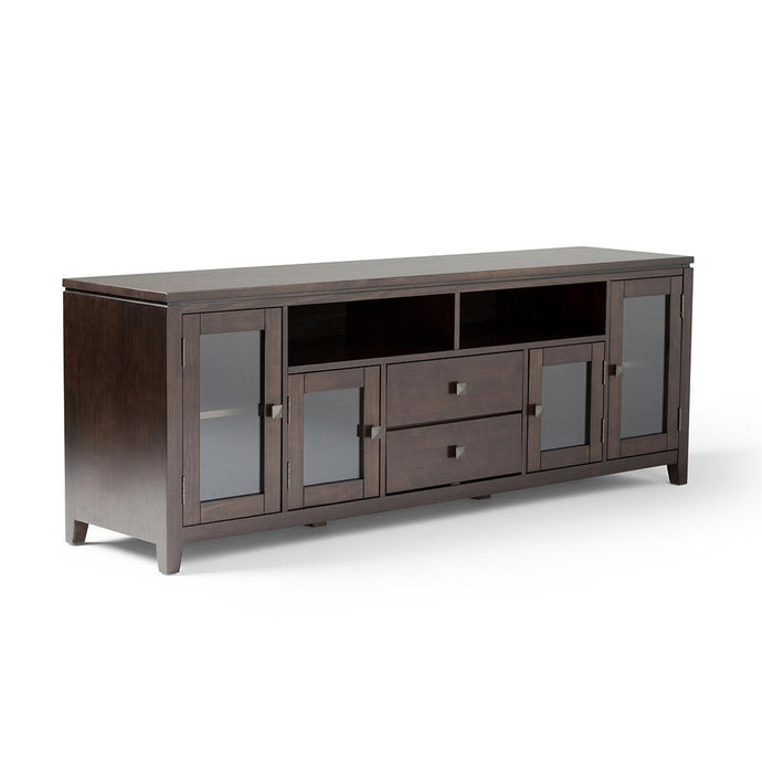 Mahogany Brown | Cosmopolitan Extra Wide TV Stand
