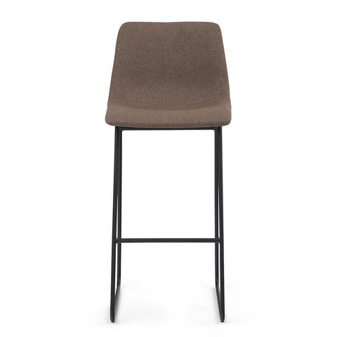 Brown | Ridley 30 inch Bar Stool (Set of 2)