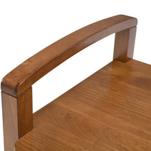 Load image into Gallery viewer, Light Golden Brown | Warm Shaker 44 inch Entryway Bench
