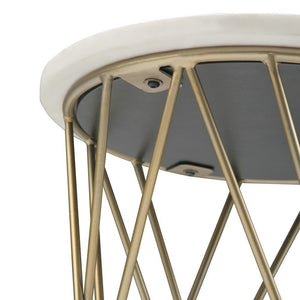 Sandy Accent Table